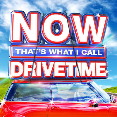 Various Artists : Now That's What I Call Drivetime CD (2016)
