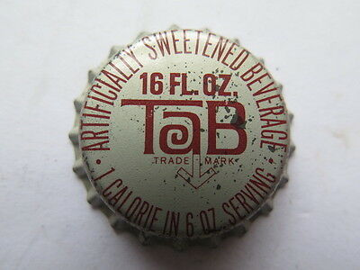 Crown Seal Bottle Cap Top Coke Tab Erie Pennsylvania Usa Excell Unused 16 Fl Ozs