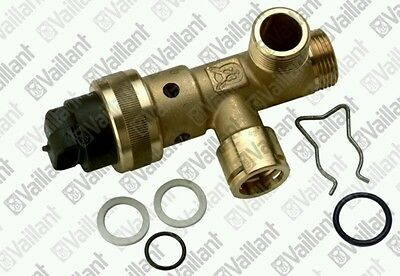 Vaillant Turbomax Plus 824E 828E 837E Pro 24E 28E Diverter Valve 252457