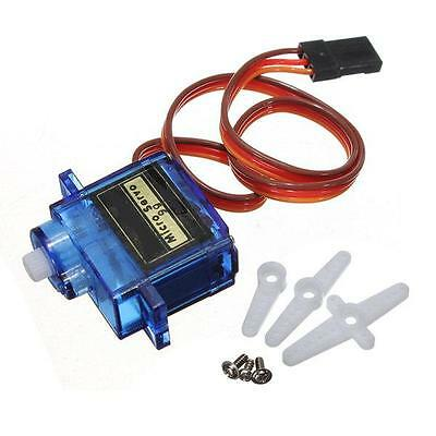 1/2/4/5/10pcs SG90 Mini Micro 9G Servo for RC Robot Helicopter Airplane Car Boat