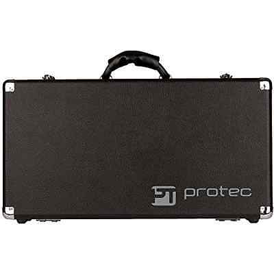 Small Stonewood Guitar Effects Pedalboard by Protec .