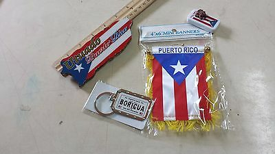 Lot of Puerto Rico Souvenirs