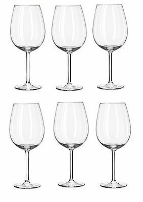 Large red wine white wine ALEGRA Royal Leerdam glasses 730ml -box of 6-
