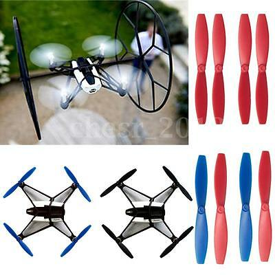 2 Pair Propellers Props Replacement Blade for Parrot Mini Drones Rolling Spider
