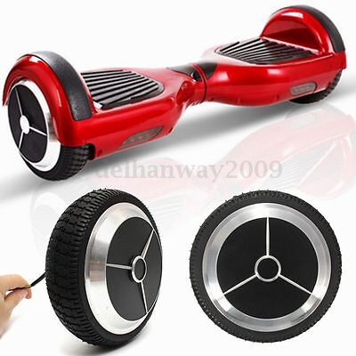"""Roue Moteur Scooter Wheel Pour 8"""" Smart Equilibrage Electric Monocycle Triangle"""