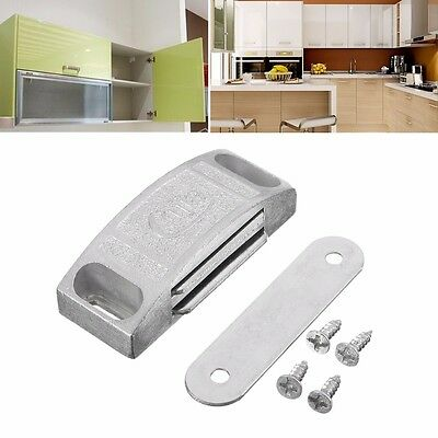 Magnetic Strong Door Catch Latch Cabinet Cupboard Door Furniture Stopper Holder