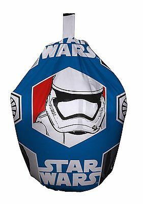 "Children Kids ""STAR WARS"" 3ft Bean Bag Filled Chair Seat Bedroom Play TV Room"
