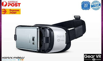 Samsung Gear VR Headset (SM-R322) Frost White BRAND NEW & SEALED free shipping