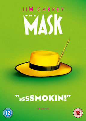 The Mask DVD (2016) Jim Carrey ***NEW***