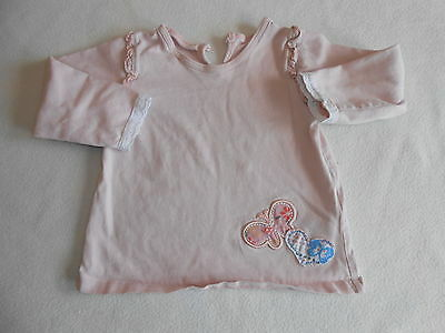 Baby Girls Clothes 12-18  Months - Cute T Shirt Top -