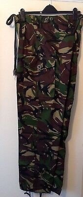 British Army Soldier 95 Woodland Camo DPM Trousers. Immaculate