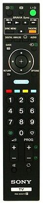 *New* 100% Genuine Sony RM-ED013 REPLACES - RMED046 RM-ED046 Remote Control