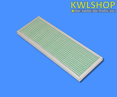 Filter for Wolf CWL 300/400 without Bypass M6F6 Pollen Ventilation Mini Pleat