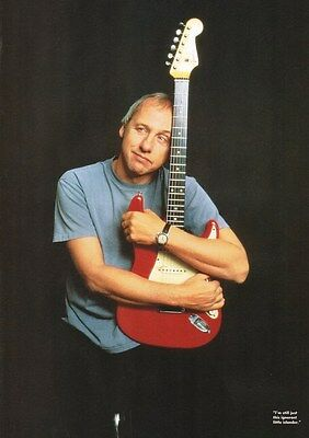 Dire Straits - Islander Mark Knopfler - A4 Photo Print
