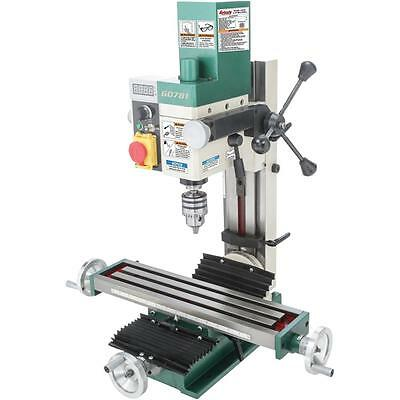 """G0781 Grizzly 4"""" x 18"""" 3/4 HP Mill/Drill"""