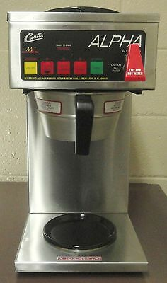 Curtis Alpha 3DS Commercial Coffee Brewer Maker CALL FOR SHIPPING