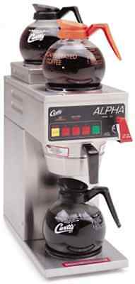 Wilbur Curtis Alpha 3DS Commercial Coffee Brewer Maker CALL FOR SHIPPING