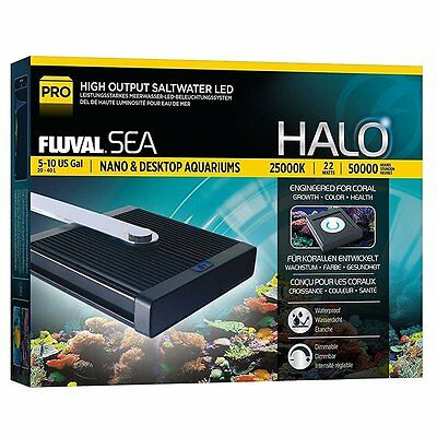 Hagen Fluval Led Halo Marine & Reef Pro Led 22W 255 gr