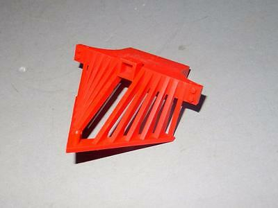 Lionel Part - 18-5101-404   -G Scale-Red Cow Catcher - New-  B8