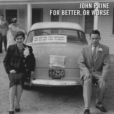 John Prine - For Better, Or Worse New Cd