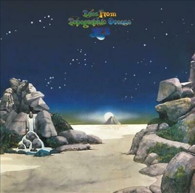 Yes - Tales From Topographic Oceans [Cd/dvd] New Cd