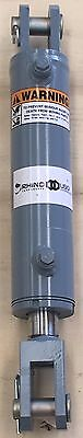 "Hydraulic Cylinder - Welded - 2.5"" Bore x 24"" Stroke x 1.5"" Rod - Clevis Ends"