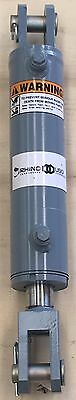 "Hydraulic Cylinder - Welded - 3.5"" Bore x 16"" Stroke x 1.75"" Rod - Clevis Ends"