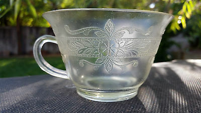 Crystal Thin S-Pattern Cup