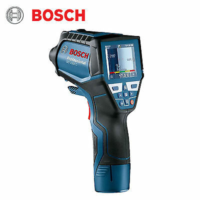Bosch GIS 1000C Thermo Detector Infrared Scanner Thermometer Hygrometer