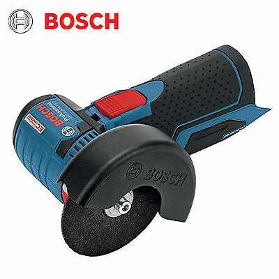 Bosch GWS10.8-76V-EC Professional Compact Angle Grinders - Body only