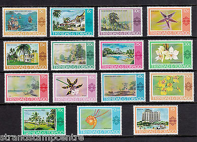 Trinidad & Tobago - 1976-78 Pictorial Set to $5 - U/M - SG 479-95