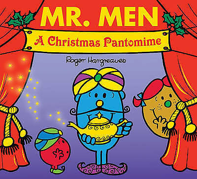 Mr. Men a Christmas Pantomime, New Book by Roger Hargreaves