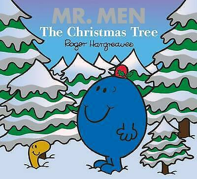 Mr. Men the Christmas Tree, New Book by Roger Hargreaves