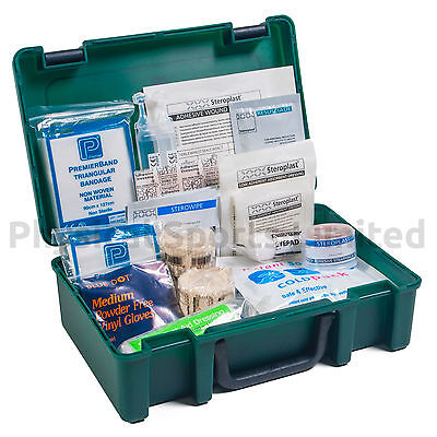 First Aid Kit, Compact | Home, Work, Vehicle, Caravans etc.