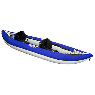 AquaGlide Chinook 2 Inflatable Recreational Kayak