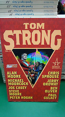 Tom Strong Vol.6 - Moore/Sprouse - Magic Press SC91