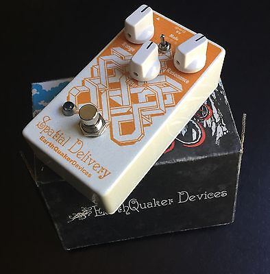 EarthQuaker Devices Spacial Delivery Envelope Filter Guitar Effects Pedal NEW