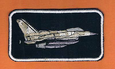 Israel Air Force Pilot F-16  Nametag New Patch