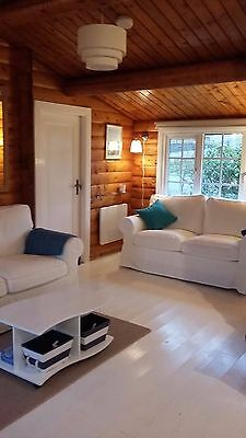 GET AWAY FROM IT ALL in a Log Cabin Snowdonia, Sleeps 2-3, £65/night