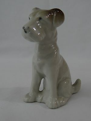 Airedale Terrier Dog Figure Unmarked