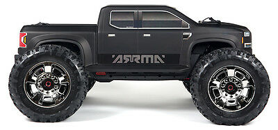 NEW Arrma Nero Big Rock 6S BLX Brushless 1/8 4WD Monster Truck w/Remote Diff Loc