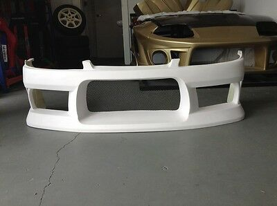 Nissan Silvia S15 200sx CH style Front bumper bar body kit