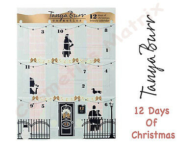 Tanya Burr 12 Days Of Beauty Advent Calender Christmas Gifts Sets