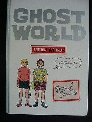 GHOST WORLD Daniel CLOWES Edition spéciale TBE