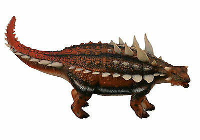 GASTONIA DINOSAUR DETAILED MODEL CollectA HAND PAINTED DETAILED  BNWT GIFT