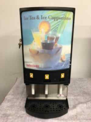 GM CP3A Ice Tea Cappuccino Cold Powdered Beverage Dispenser CALL FOR SHIPPING