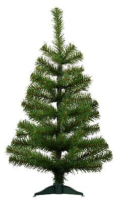 2ft (60cm) Artificial Pine Traditional Christmas / Xmas Tree With Stand