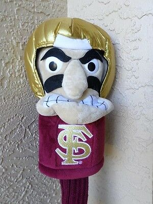Florida State University FSU Jumbo Golf Club Head Cover NEW