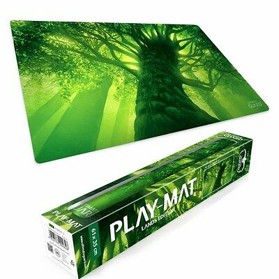 Playmat Ultimate Guard Magic LANDS EDITION FOREST Tappetino Foresta