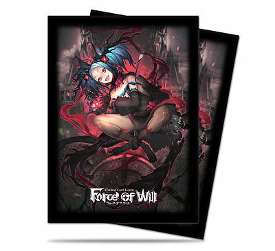 Ultra Pro - Force of Will TCG - A4 Valentina Sleeves - Pack of 65